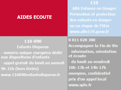 Aidesecoute
