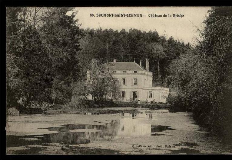 château de la Brêche