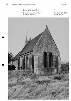 chapelle d Aisy