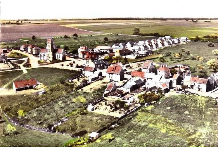 vue panoramique de la Mine de Soumont